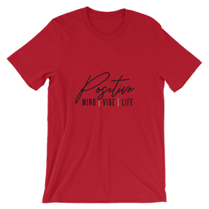Be Positive - Round Neck T-Shirt - TheSixtyNine