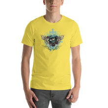 Fly Eye - Round Neck T-Shirt For Men - TheSixtyNine