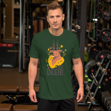 OH! Deer  - Round Neck T-Shirt For Men - TheSixtyNine