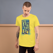 Too Lazy - Round Neck T-Shirt For Men - TheSixtyNine