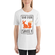 For Sake  - Round Neck T-Shirt - TheSixtyNine