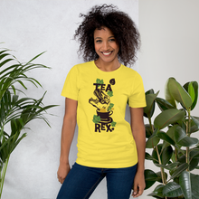 Tea Rex - Round Neck T-Shirt - TheSixtyNine