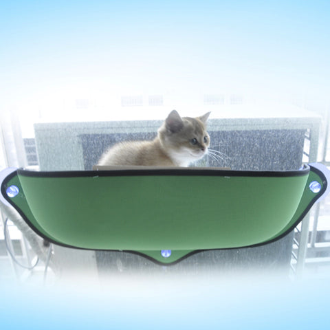 Ultimate Cat Window Bed