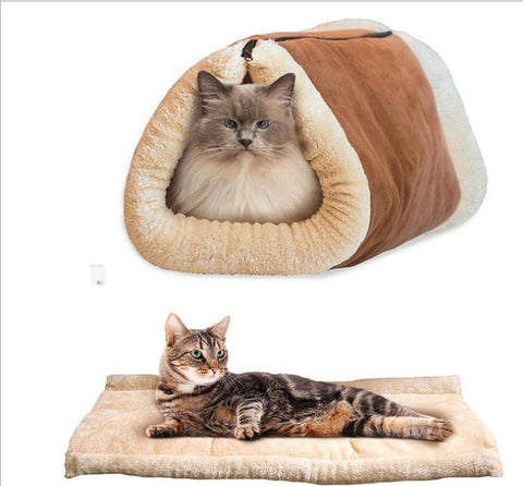 Kitty Shack/ Sleeping Mat