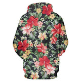 FLORAL FACTS HOODIE