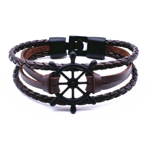 CAPTAIN'S WHEEL BRACELET