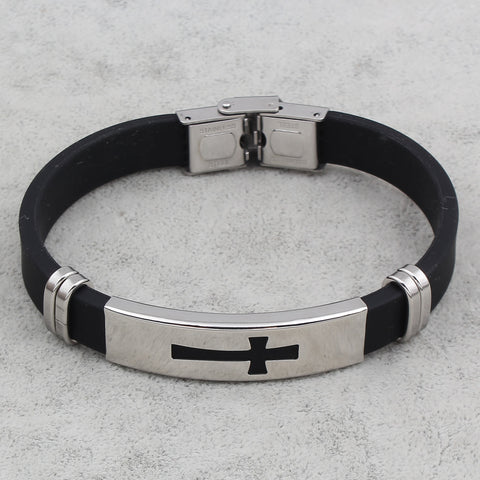FREE HOLY CROSS BRACELET