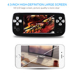 PORTABLE MULTIMEDIA GAME PLAYER 500+ GAMES