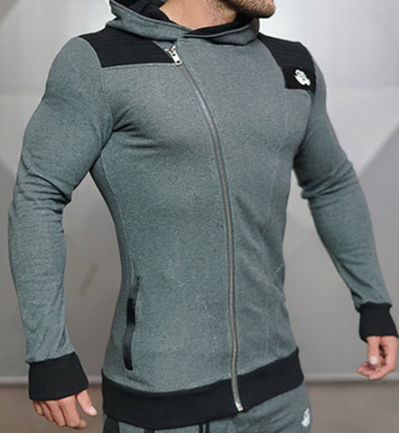SPORTS TRAINING HOODIE