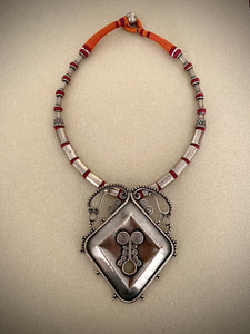 Ethnic Tribal Silver