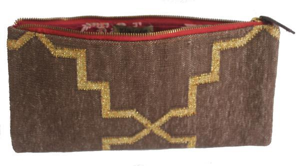 VIA Cedarwood Clutch - $60
