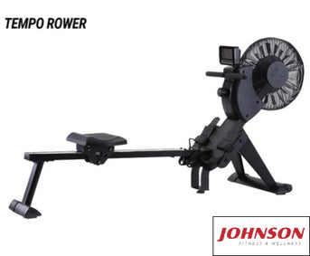 Rowing Machine Tempo Air Rower 16 level resistance