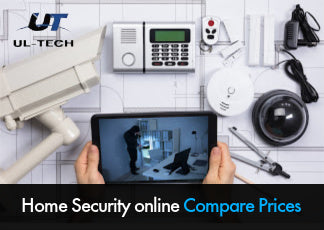 Compare Prices Home Security CCTV Cameras outdoor security light Home Safes and locks