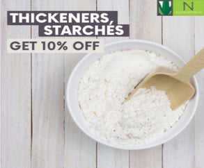 THICKENERS & STARCHES