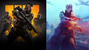 How to choose between Call of Duty Black Ops 4 and Battlefield V