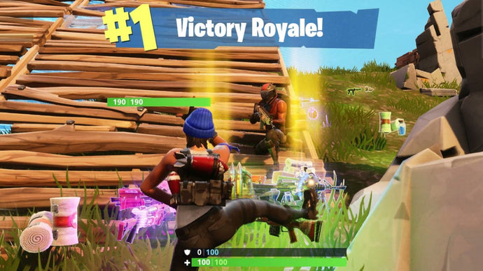 How to win a game of Fortnite