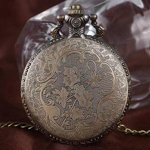 Game of thrones house stark pocket watch
