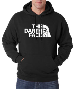 The Darth Face sweatshirts men hoodies 2016 autumn winter new Star Wars   men hooded fleece sudadera hombre men's sportswear - Geek gizmos