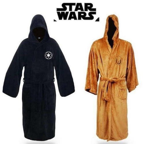 Star wars bathrobe - Geek gizmos