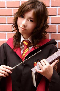 Harry potter cosplay robe, scarf and tie set. - Geek gizmos