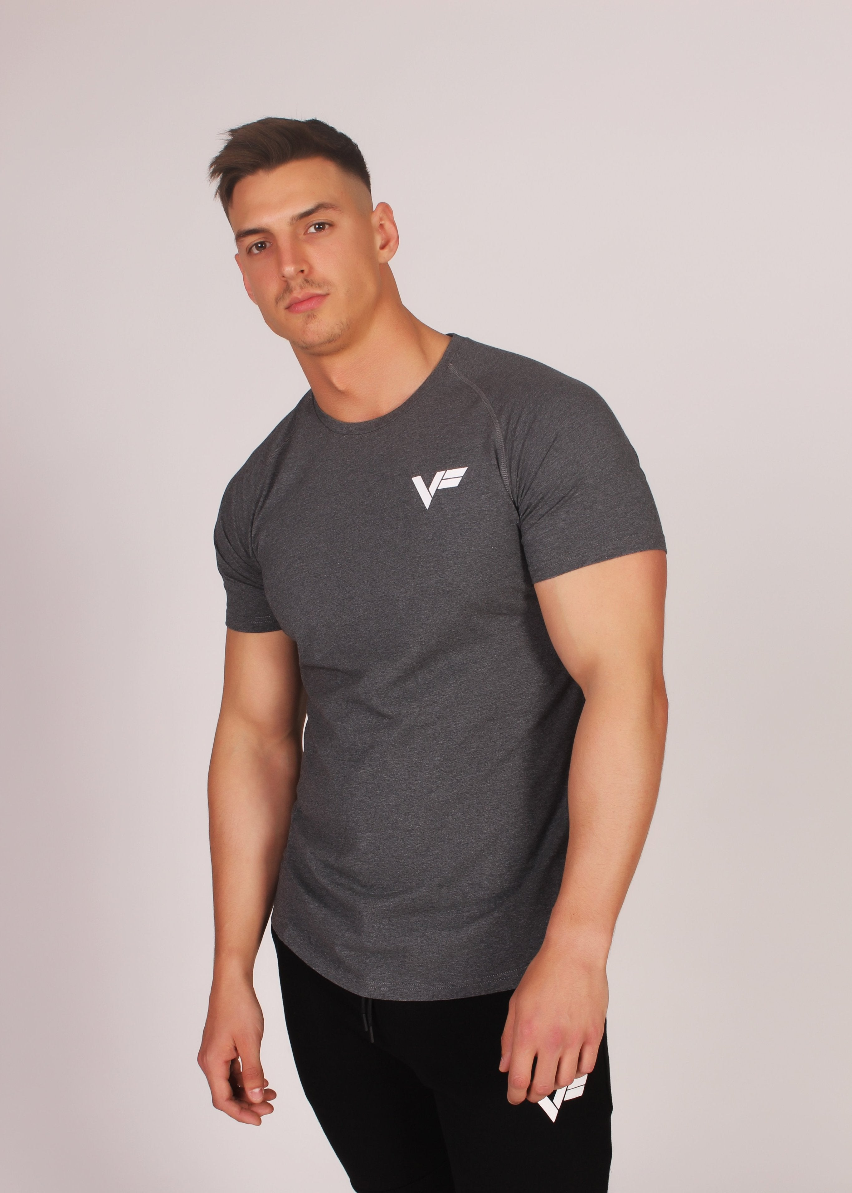 VF Signature T-Shirt - Shadow