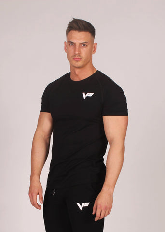 VF Signature T-Shirt - Black