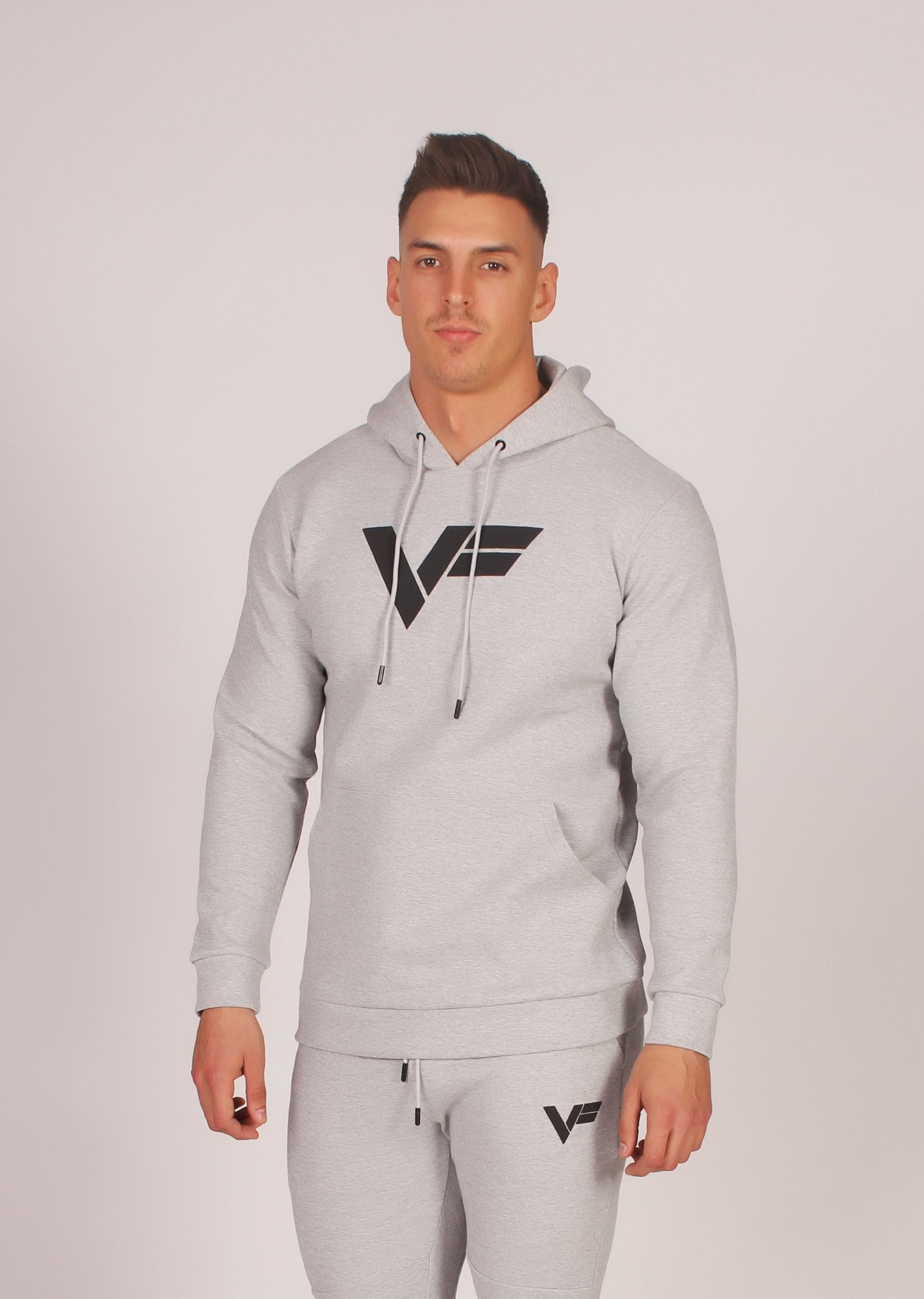 VF Elite Hoodie - Light Grey