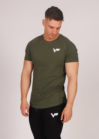 VF Signature T-Shirt - Military Green