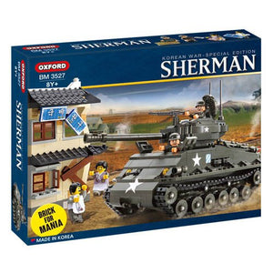 Oxford BM3527, Sherman Tank