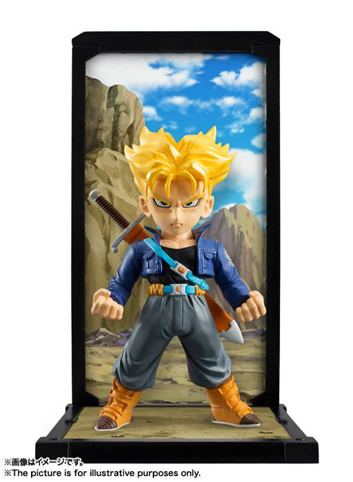 Tamashii Buddies, Super Saiyan Trunks