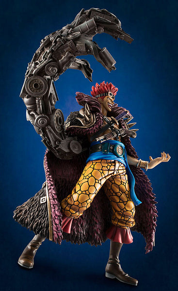 "1/8 Excellent Model Portrait Of Pirates NEO-MAXIMUM, Eustass ""Captain"" Kid"