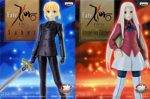 Fate/ Zero DX Figure, Set of 2