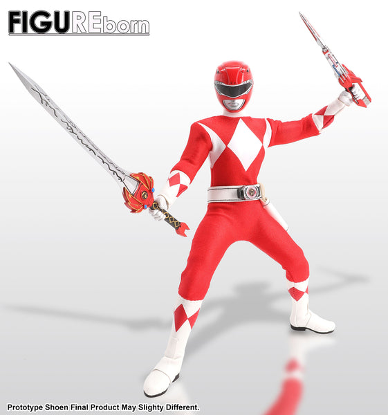 FIGUREborn 9 Inch Action Figure