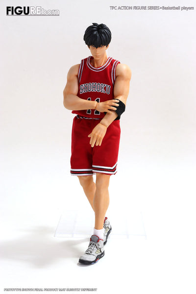 KR, Basketball Player 1/9 Action Figure
