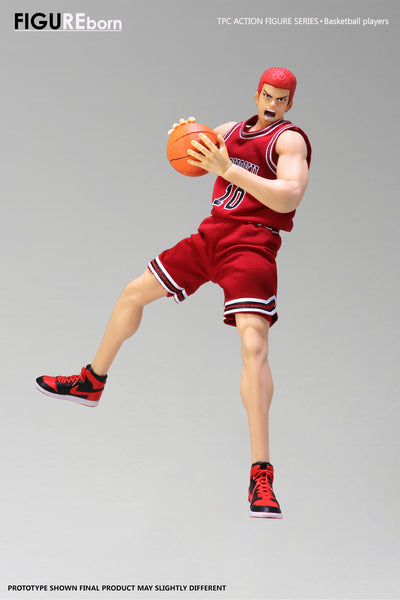 SH, Basketball Player 1/9 Action Figure