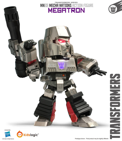 Megatron, Kids Logic Transformers Mecha Nations MN-003 Action Figure