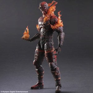 Burning Man, Play Arts Kai, Metal Gear Solid V: The Phantom Pain