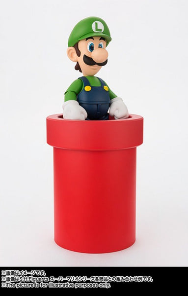 S.H.Figuarts Super Mario Can Play! Play Set C