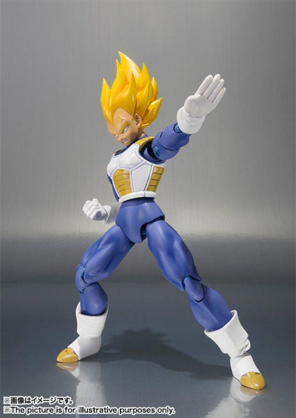 S.H.Figuarts Super Saiyan Vegeta -Premium Color Edition, Dragonball Z