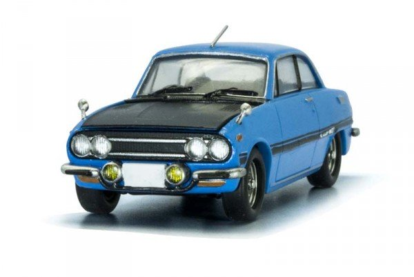 1/64 Japanese Classic Car Selection, Box of 10