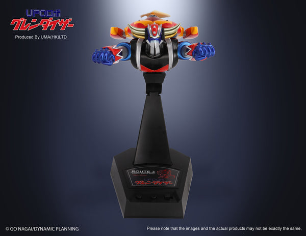 UMA03 Route 3 Grendizer & Marine Spazer, Hikaru Makiba, Finished Collectible Model