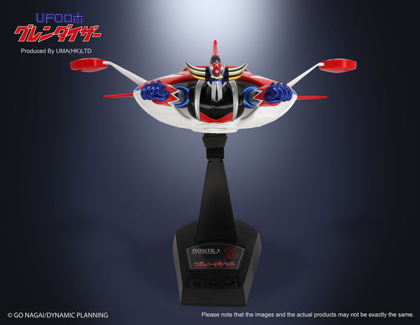 UMA01 Route 1 UFO Robo Grendizer, Finished Collectible Model