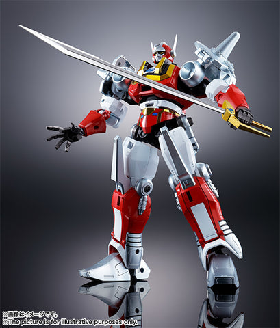 Machine Robo - Bandai Soul of Chogokin GX-39 Baikanfu (20th Anniversary Renewal)