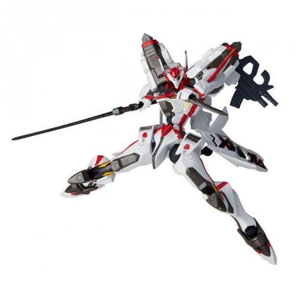 Revoltech MUV-LUV 002 Shiranui-Second XFJ-01a