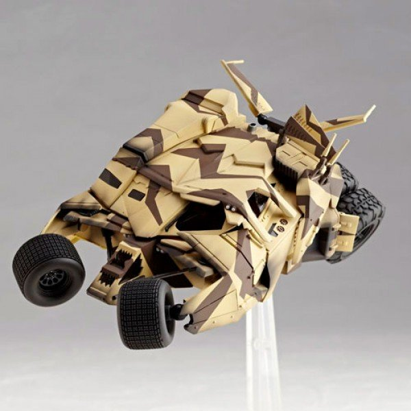 Sci-Fi 047 Revoltech Batmobile Tumbler Cannon , Batman The Dark Knight Rises