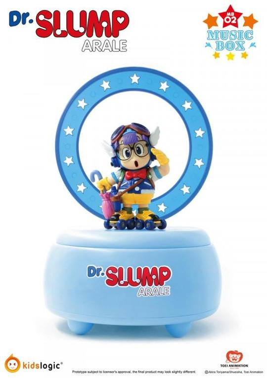 Kids Logic Dr Slump Arale Music Box MB02, Thank you Version