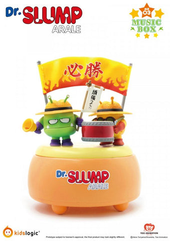Kids Logic Dr Slump Arale Music Box MB03, Cheer up Version