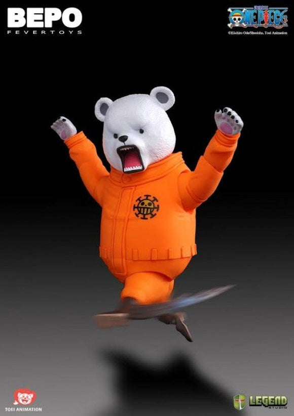 Bepo, One Piece Fever Toys Action Figure