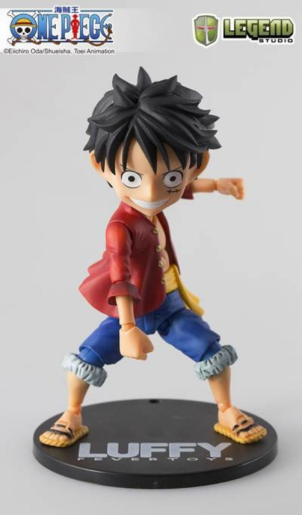 Luffy, One Piece Fever Toys Action Figure