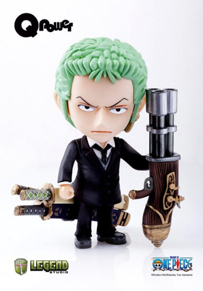 Q Power 03, One Piece Strong World, Zoro